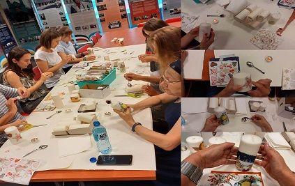 Handicrafts workshop