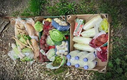Kolejna pomoc żywnościowa