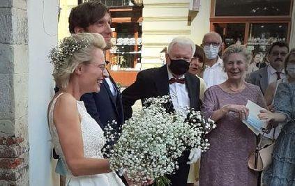 Ślub Magdy i Przemka